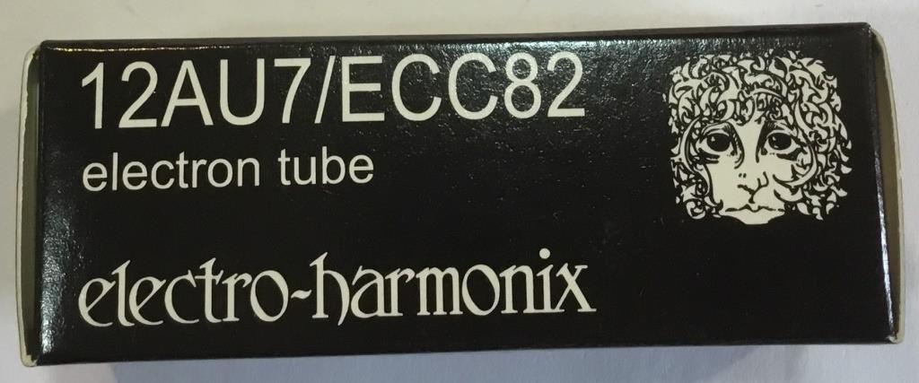 95-126-01 * 12AU7-ECC82 Tube