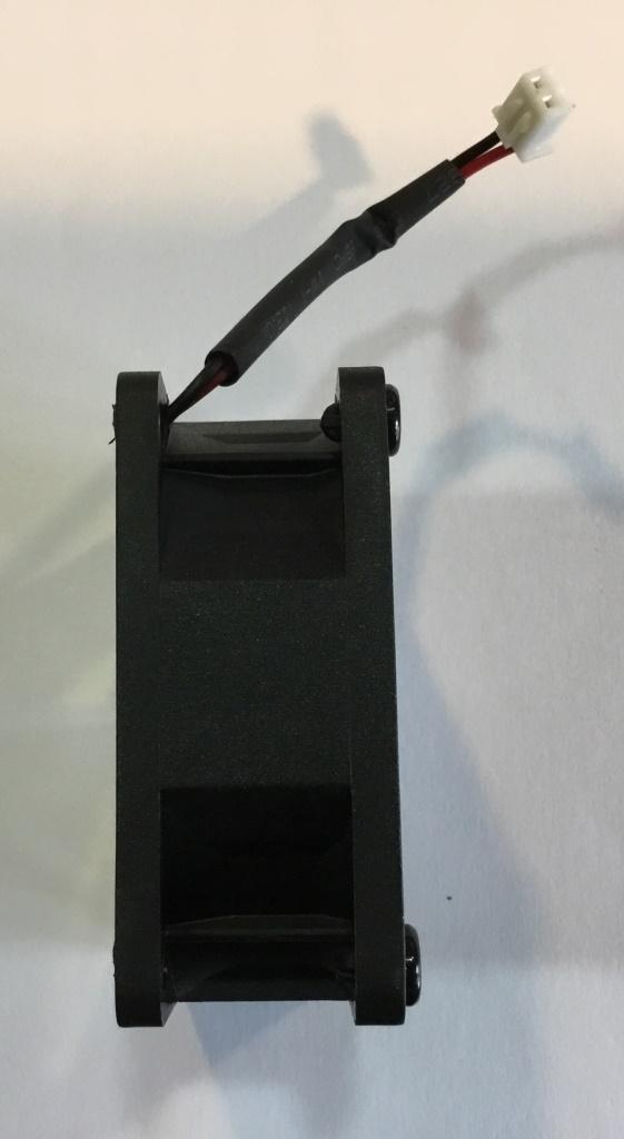 FAN 12VDC 60X60X25MM 29.01CFM