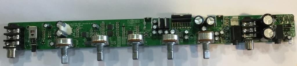 PCB ASSY MAIN BA108v2