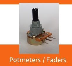 FADERS - POTMETERS