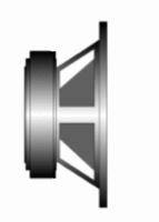 LN15/3002-4B  XDCR WOOFER