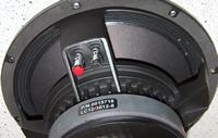 LC12/3012-8  XDCR  WOOFER