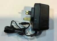 Power Supply   230V - 12VDC 1A  UK