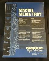 MACKIE MEDIA TRAY