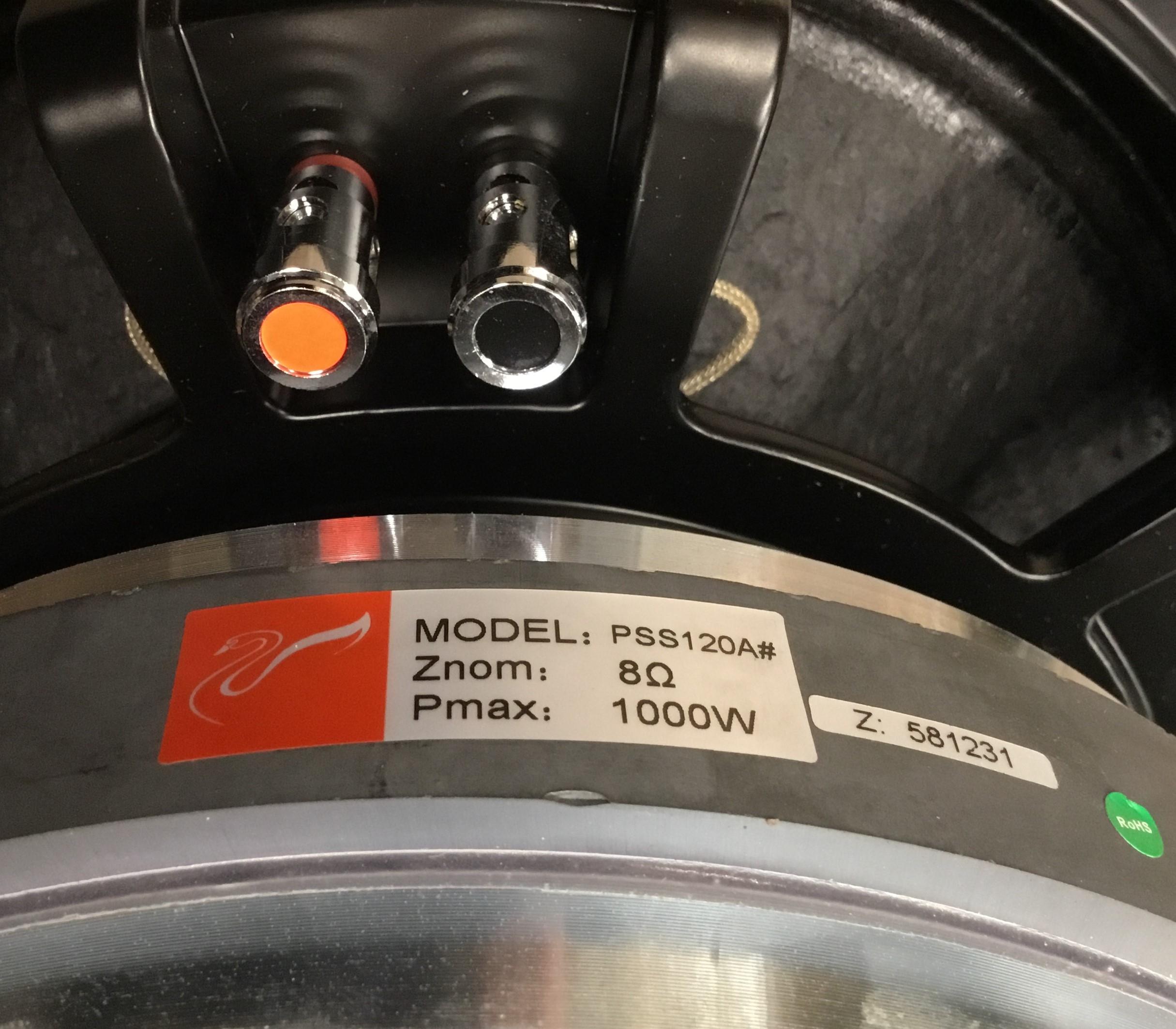 0000660-90 * XDCR DRIVER CONE LC12/4004-8