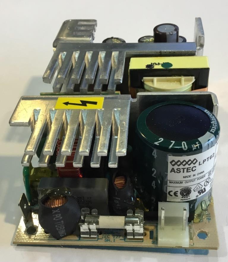 ASTEC  LPT62 PSU  for HUI