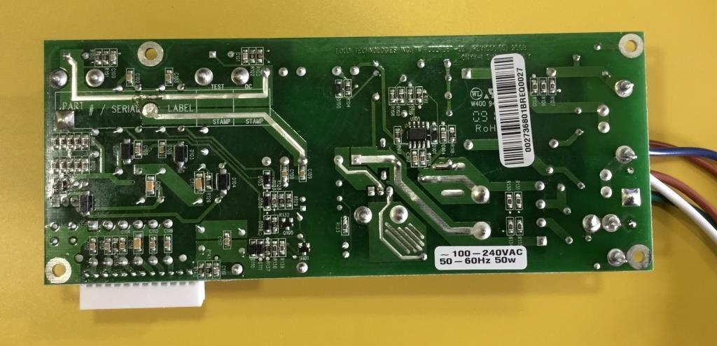 PCB ASSY ONYXI SMALL SUPPLY SHORT (27MM)
