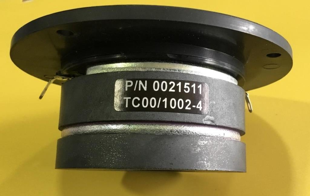 XDCR DOMED TWEETER  TC00/1002-4