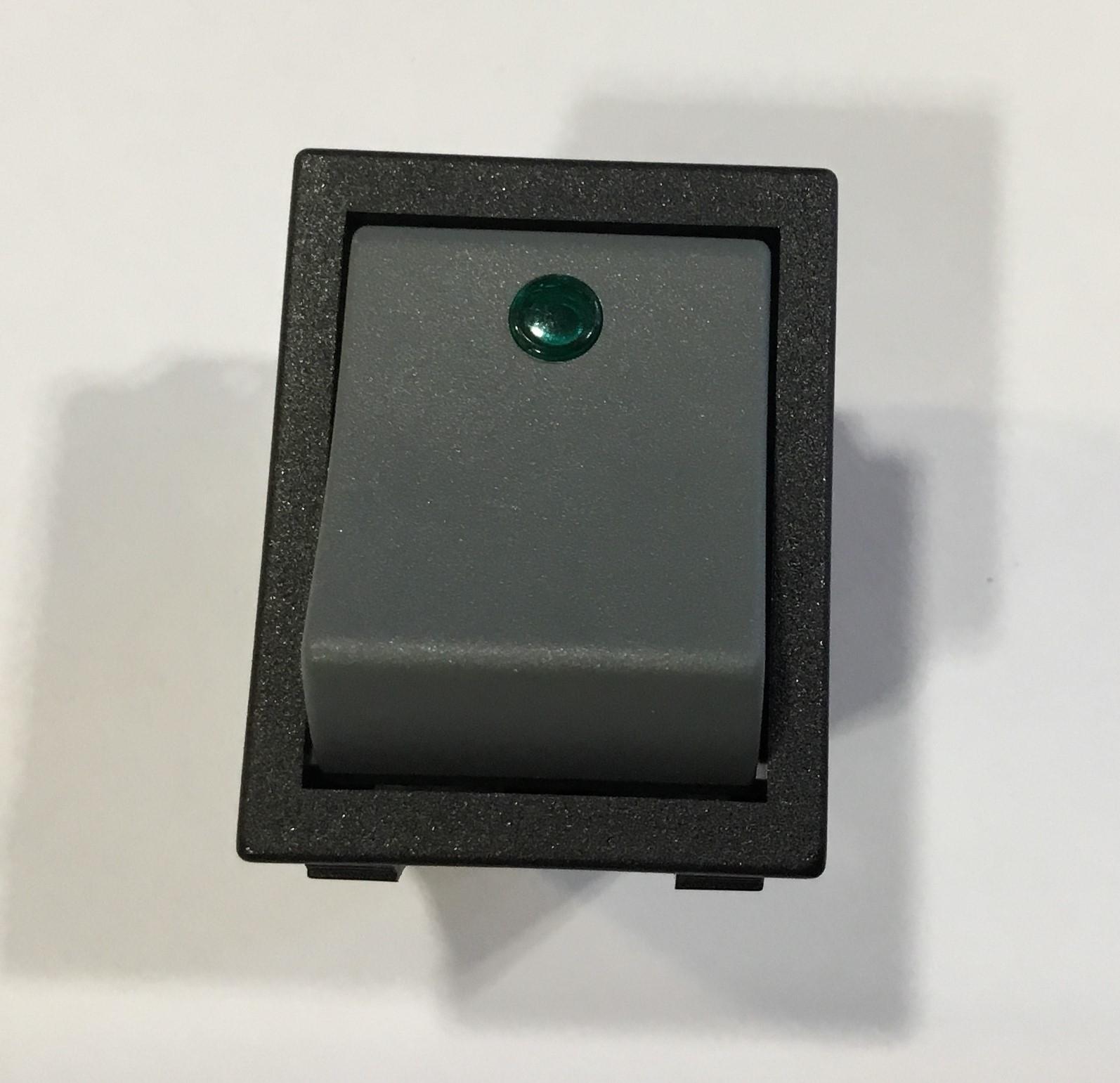 Mains switch